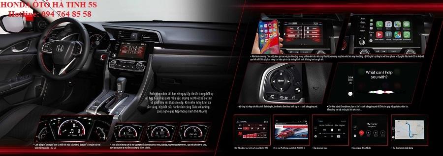 Honda Civic nhập khẩu mới - Honda Ôtô Hà Tĩnh 5S - Hotline: 0947648558 - Hình 25