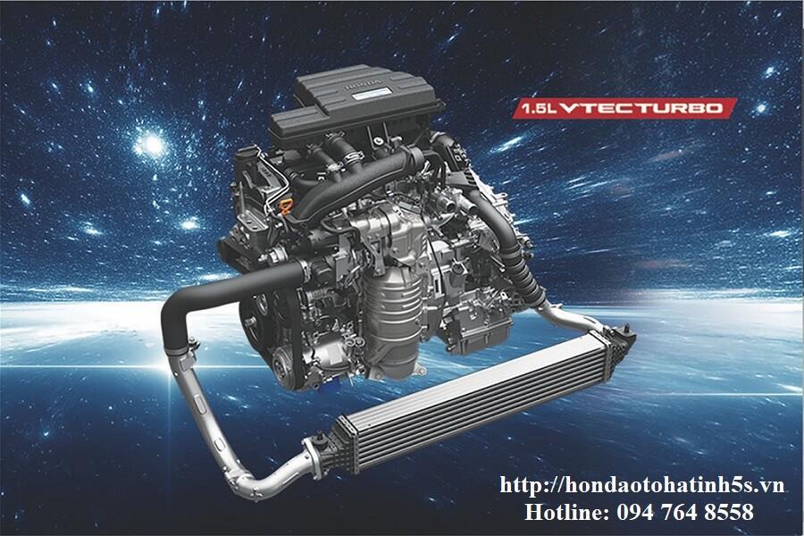 Honda CRV mới - Honda Ôtô Hà Tĩnh 5S - Hình 26