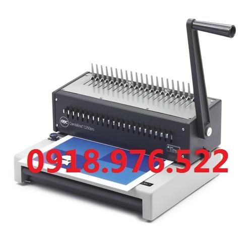 Máy đóng sách cơ GBC-C250Pro