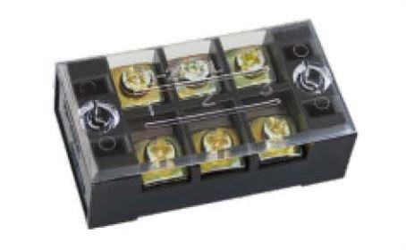 Cầu đấu khối TB-4503 45a 3p