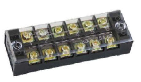 Cầu đấu khối TB-4506 45a 6p
