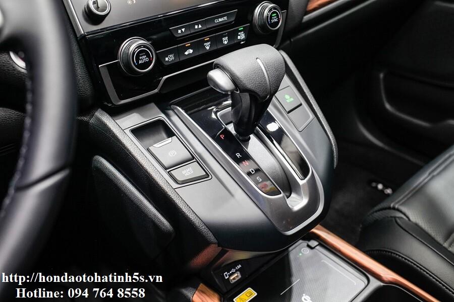 Honda CRV mới - Honda Ôtô Hà Tĩnh 5S - Hình 27
