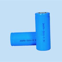 Pin Lithium hình trụ 26650