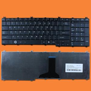 Bàn phím Laptop TOSHIBA L655 C655 (Đen) - Hàng nhập khẩu