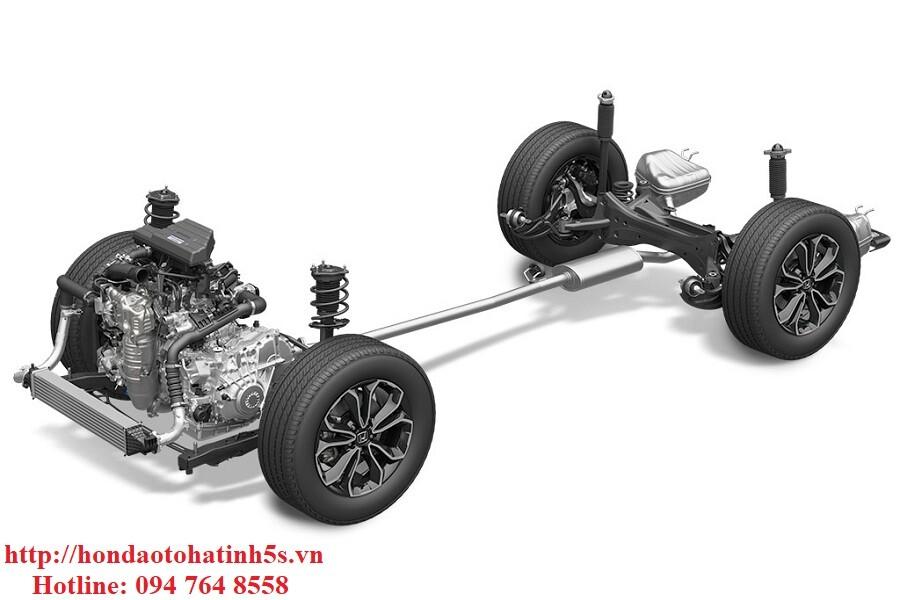 Honda CRV mới - Honda Ôtô Hà Tĩnh 5S - Hình 28