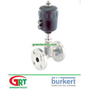2712 | Burkert 2712 | Van cầu điều khiển bằng khí nén Burkert 2712 | Burkert Việt Nam