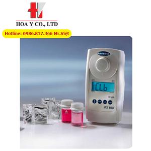 278090 Máy quang phổ LOVIBOND MD100 Chlorine, Bromine, pH, Cyanuric acid, Alkalinity-m, Calcium hardness, tablet reagents (OTZ)