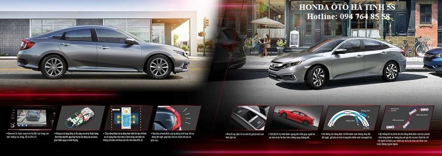 Honda Civic nhập khẩu mới - Honda Ôtô Hà Tĩnh 5S - Hotline: 0947648558 - Hình 28