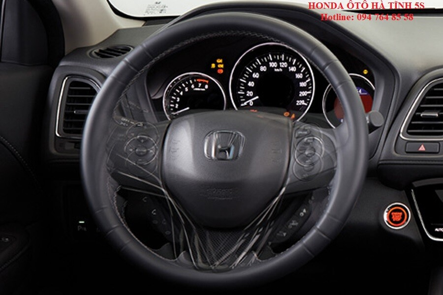 Honda HR-V nhập khẩu mới - Honda Ôtô Hà Tĩnh 5S - Hotline: 0947648558 - Hình 29