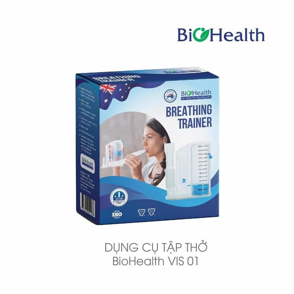 Dụng cụ tập thở BIOHEALTH VIS 01