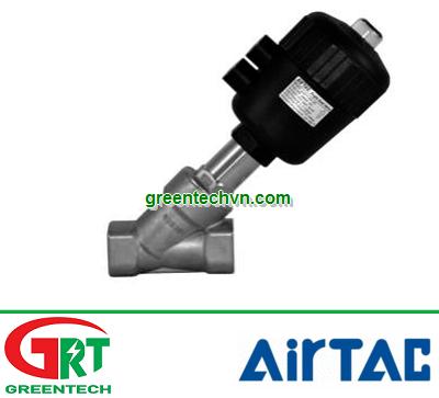 Airtac 2JW   2JW   Van góc đk khí nén 2JW   Angle-seat valve 2JW   Airtac Việt Nam