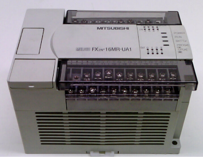 PLC MITSUBISHI - Model FX2N-16MR-UA1/UL