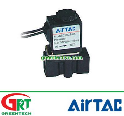 2P025-08-A | Airtac 2P025-08-A | Van điện từ 2P025-08-A | Solenoid Valve 2P025-08-A | Airtac Vietnam