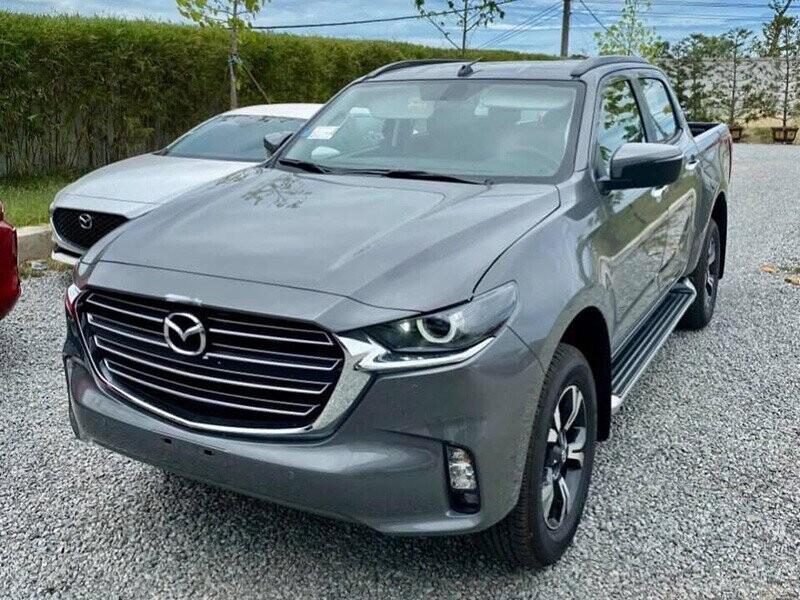 All New Mazda BT-50 1.9 Premium 4x4