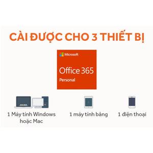 Bản quyền Office 365 Home 32/64bit 1 năm 5 user Win/Mac