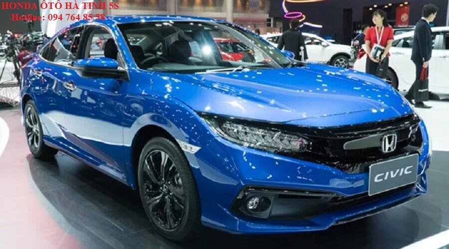 Honda Civic nhập khẩu mới - Honda Ôtô Hà Tĩnh 5S - Hotline: 0947648558 - Hình 3