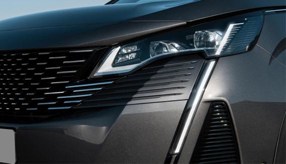 Cặp nanh sử tử trên Peugeot 3008 là đèn chạy ban ngày