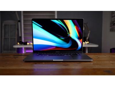 MacBook Pro 16inch 2019 /Option CPU 2.3Ghz/ Ram 32GB/ SSD 1TB Mới