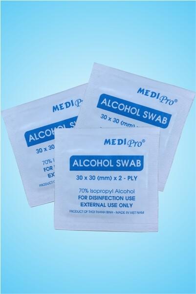 Cồn khô Alcohol Swab