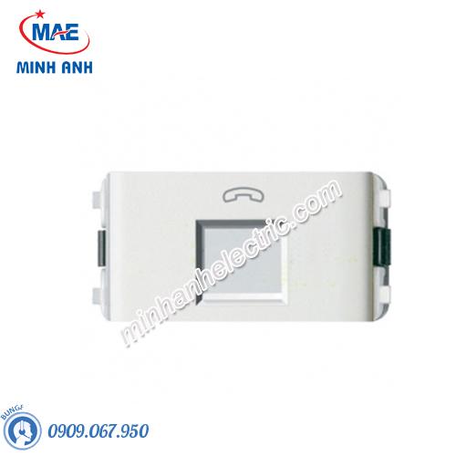Ổ cắm điện thoại-Series Concept - Model 3031RJ64M_G19