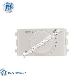 Công tắc điều chỉnh tốc độ quạt màu đồng - Model 3031V400FM_C15518