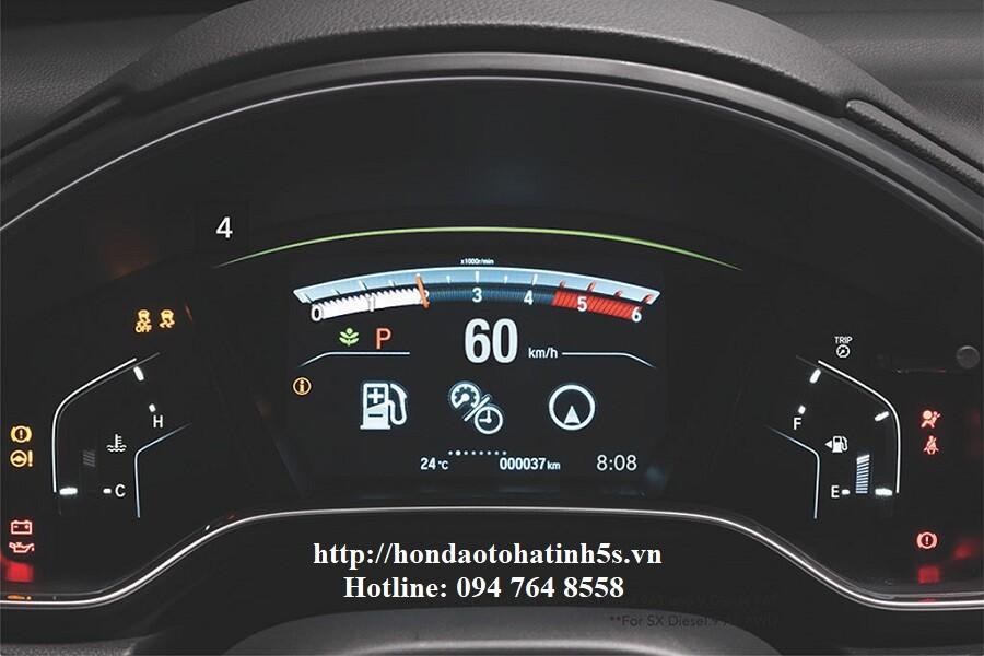 Honda CRV mới - Honda Ôtô Hà Tĩnh 5S - Hình 32