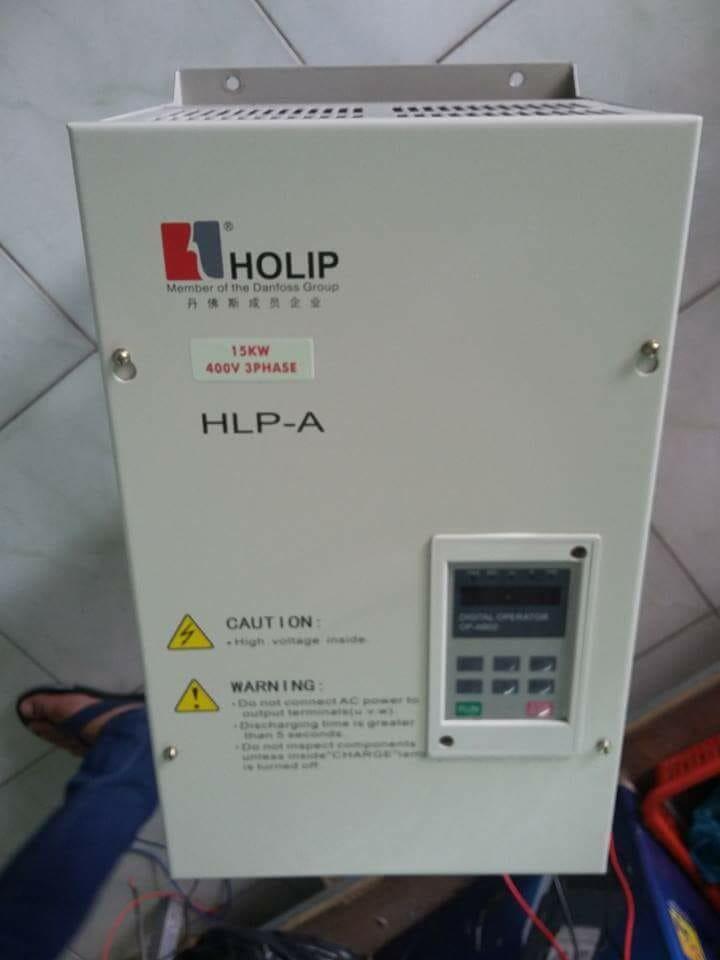 HPLA 001543B , sửa biến tần HPL-A , Biến tần HOli DZB312, 160kw