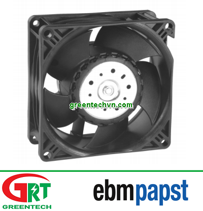 3212 JN | EBMPapst 3212 JN | Quạt hướng trục loại nhỏ | DC axial compact fan | EBMPapst Vietnam