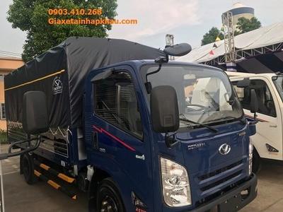 IZ65 Gold thùng bạt, tải 2,5 tấn Euro 4