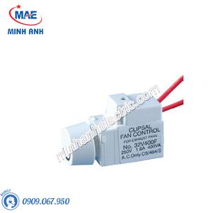 Công tắc điều chình tốc độ quạt 400W, không ON/OFF-Series S-Classic 30 - Model 32V400FM_K_WE