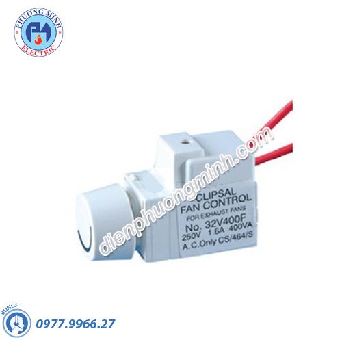 Công tắc điều chỉnh tốc độ quạt 400W Series S-CLASSIC - Model 32V400FM_K_WE