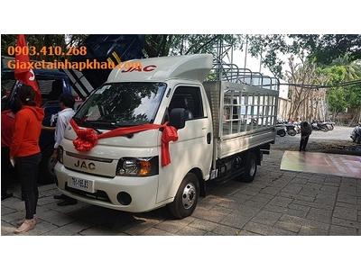 Xe tải JAC 1,25 tấn tiêu chuẩn khí thải Euro 4 - Giá hạt dẻ