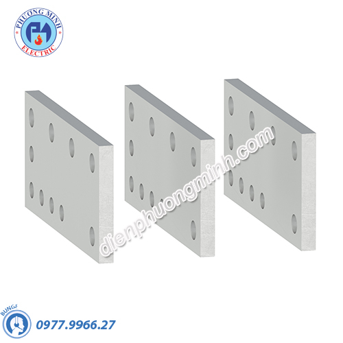 Accessories for NS630b/1600 fixed type, Connection adapter, Cable lug, 3P - Model 33644