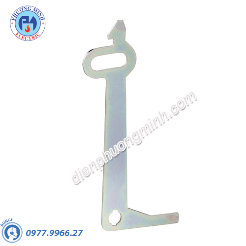 Electrical auxiliaries-DRAWOUT, Door interlock, left hand side (VPECG) - Model 48580