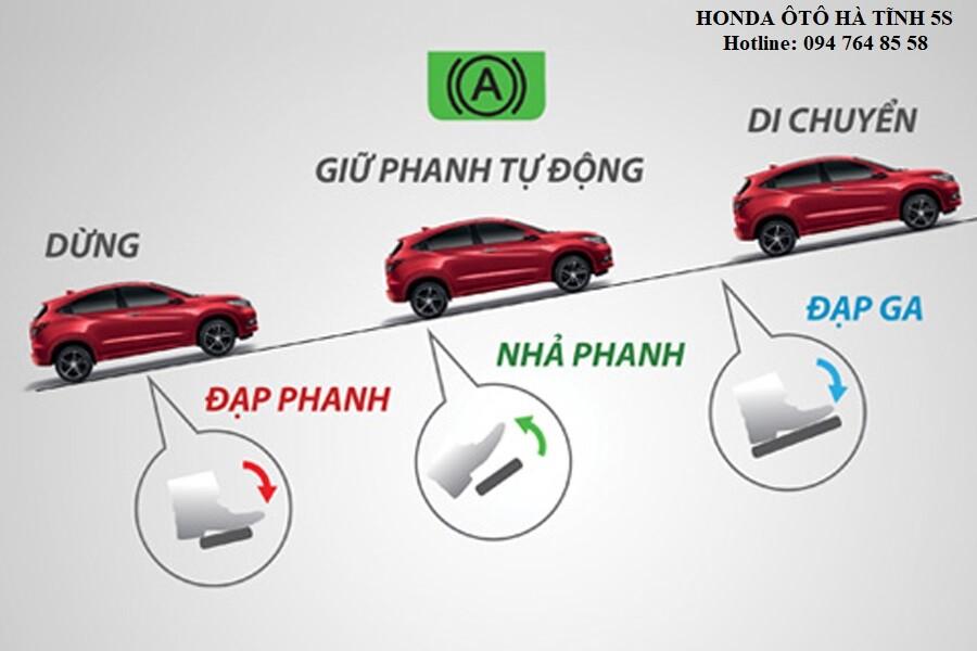 Honda HR-V nhập khẩu mới - Honda Ôtô Hà Tĩnh 5S - Hotline: 0947648558 - Hình 35