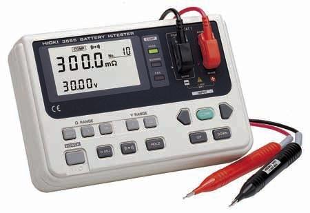 Máy đo nội trở Pin, Accu 3555---> ĐÃ NGƯNG SX