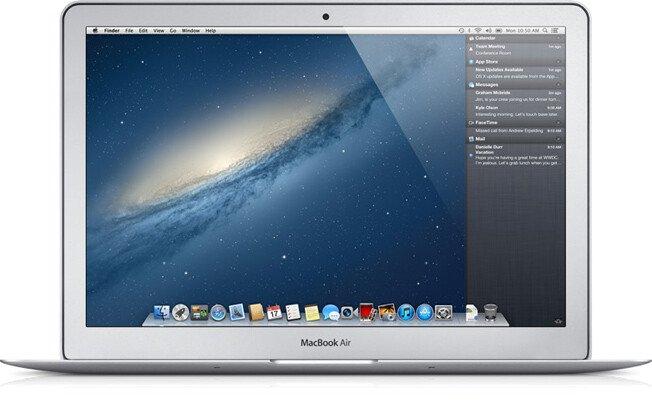 Macbook Air 13 MC965 (Mid 2011) Core i5 Ram 4GB SSD 128GB