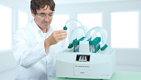 Máy đo độ ổn định nhiệt của nhựa PVC 895 Professional PVC Thermomat