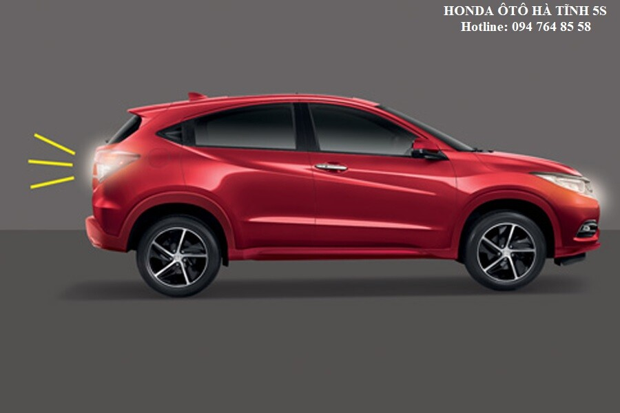 Honda HR-V nhập khẩu mới - Honda Ôtô Hà Tĩnh 5S - Hotline: 0947648558 - Hình 37