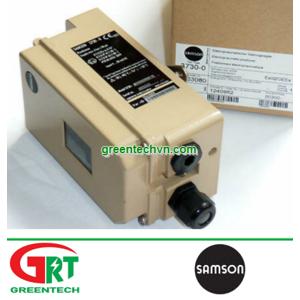 3730-1 | Samson 3730-1 | ELECTRO-PNEUMATIC POSITIONER | Bộ điều khiển điện khí | Samson vietnam