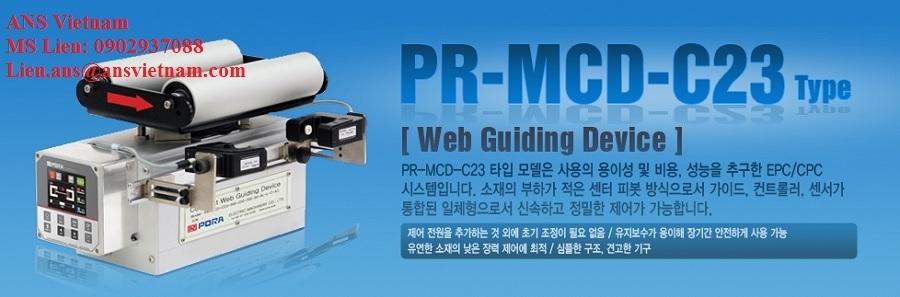 PR-ELS-400, PR-MCD-350, PR-DTC-2200RC, Pora vietnam, đại lý phân phối Pora Vietnam