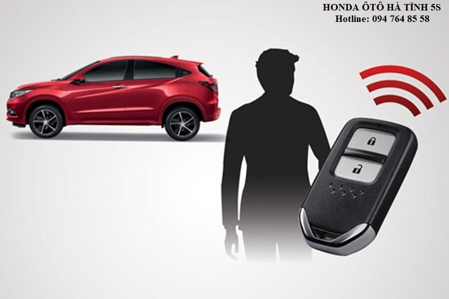 Honda HR-V nhập khẩu mới - Honda Ôtô Hà Tĩnh 5S - Hotline: 0947648558 - Hình 39