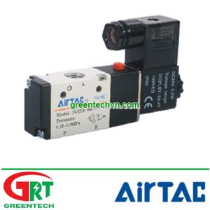 3V310-08 (24V.DC) | Van điện từ 3V310-08 (24V.DC) | Solenoid Valve 3V310-08 (24V.DC | Airtac Vietnam