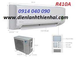 Daikin FTNE60MV1V9/RNE60MV1V9 Gas R410a
