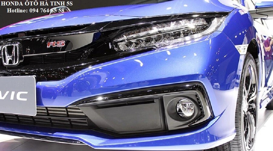 Honda Civic nhập khẩu mới - Honda Ôtô Hà Tĩnh 5S - Hotline: 0947648558 - Hình 4