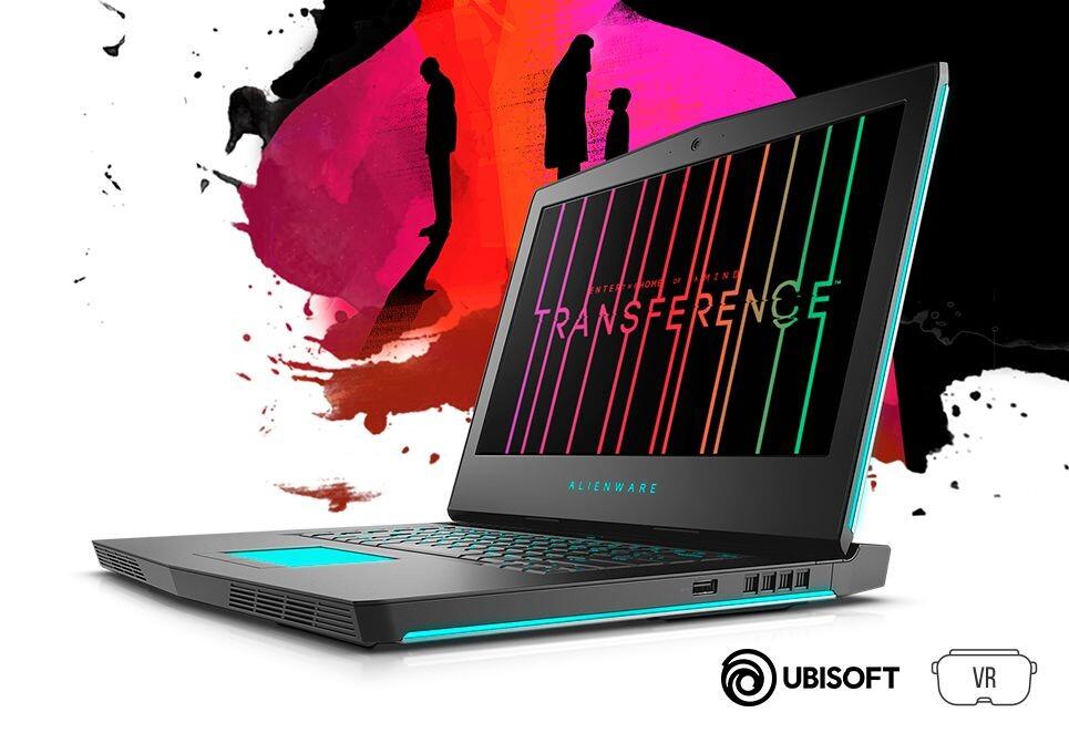 ALIENWARE 15 R4 - I7 8750H GTX 1070 8GB RAM 16GB SSD 256GB + 1TB HDD 15.6