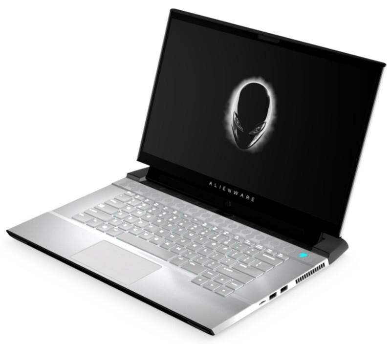 ALIENWARE M15 R3 - I7 10750H RX5500M 16GB SSD 256GB 15.6 Mới
