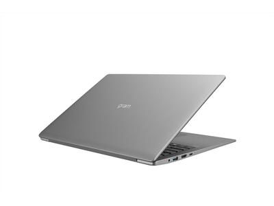 Laptop LG gram 15Z90N-V.AR55A5 Xám bạc (Cpu i5 - 1035G7, Ram 8GD4 , 512 G SSD M.2, 15 inch FHD