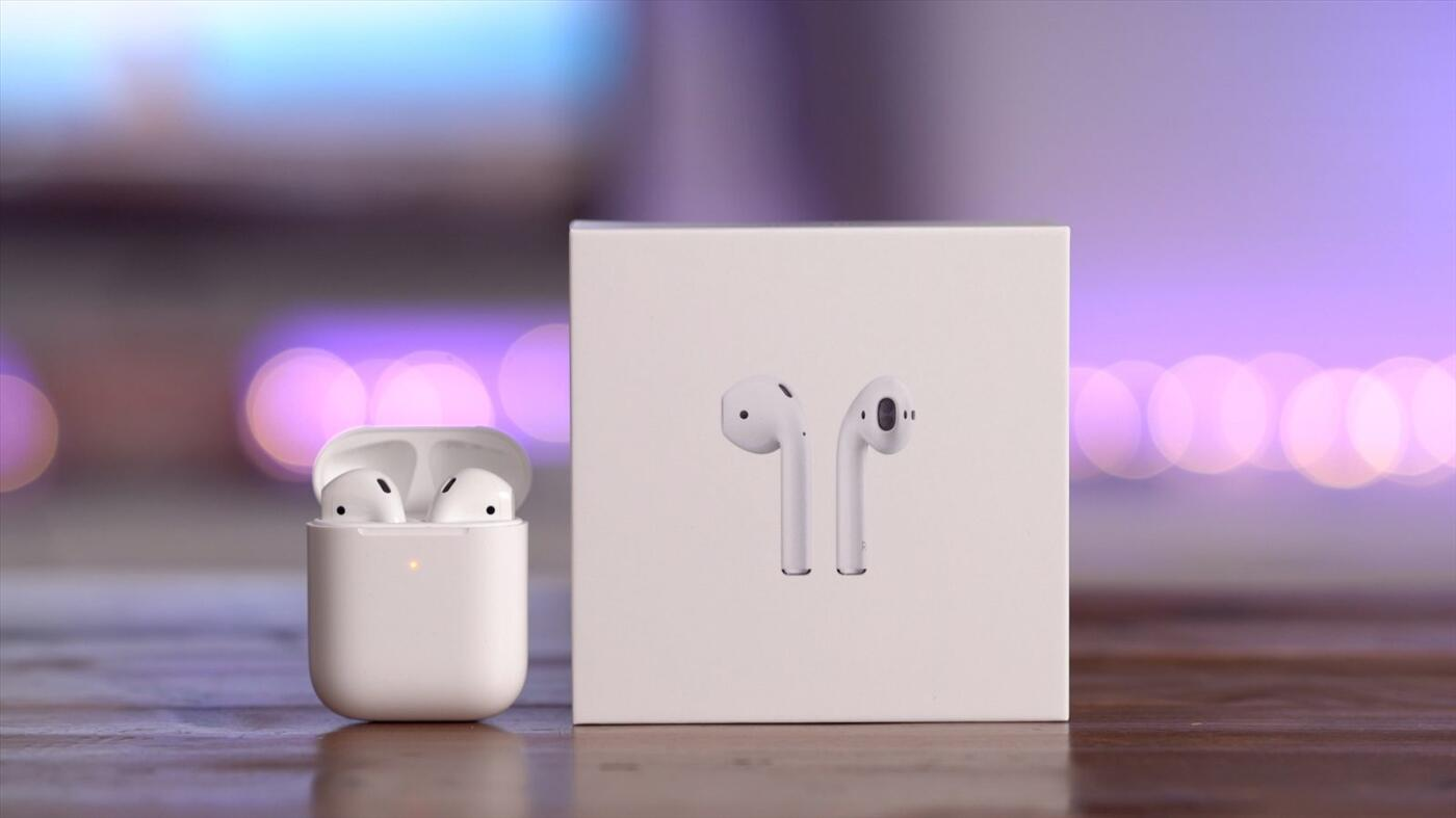 Tai Nghe Apple AirPods Gen 2 (2019)