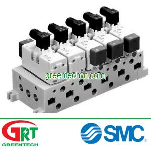 4-way solenoid valve / direct-acting ø 100 - 140 mm | VQ series | SMC Vietnam